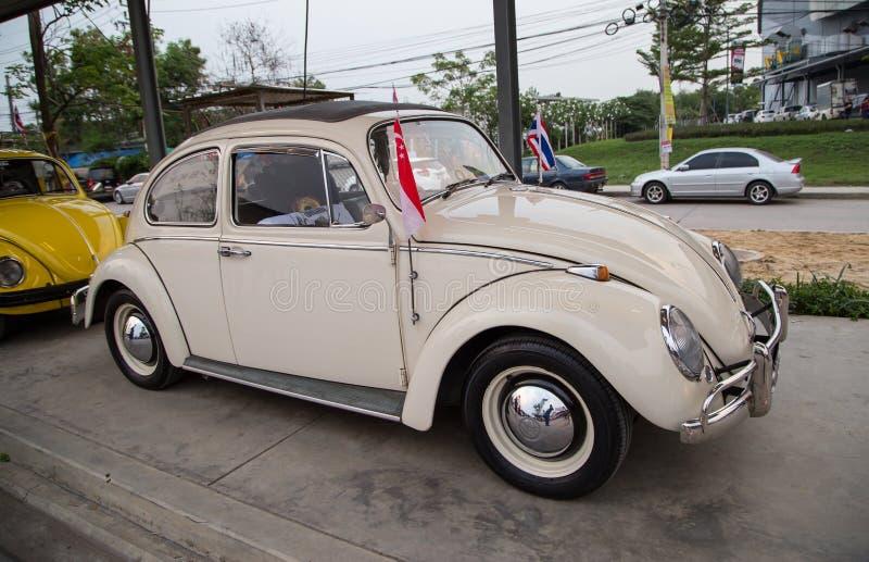 Предприниматель VW Сингапура соединяет встречу клуба в Таиланде стоковое изображение