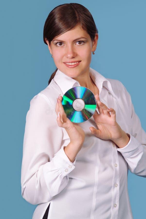 представление диска стоковые фото