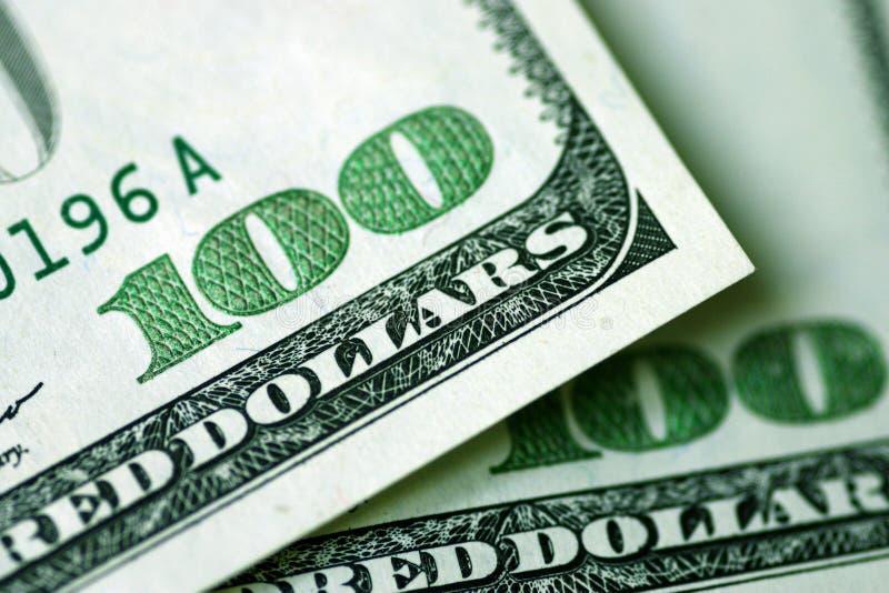 представляет счет доллар 100 одно стоковые изображения rf