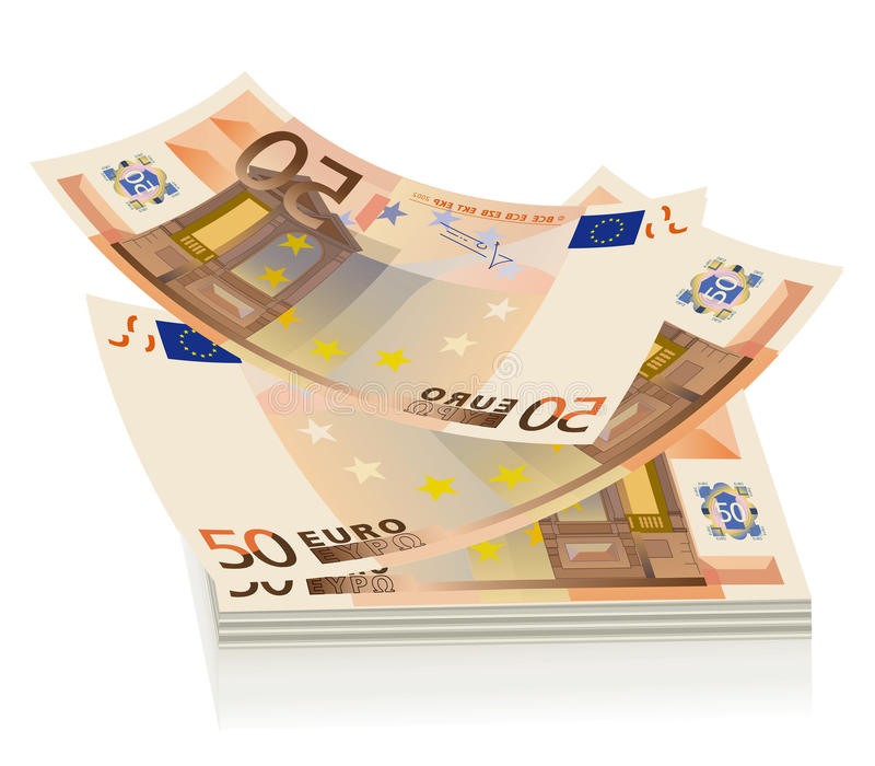 представляет счет успех летания евро принципиальной схемы бесплатная иллюстрация