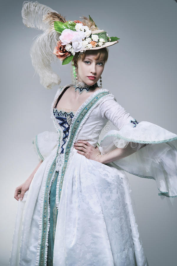 представлять красотки модный стоковое изображение