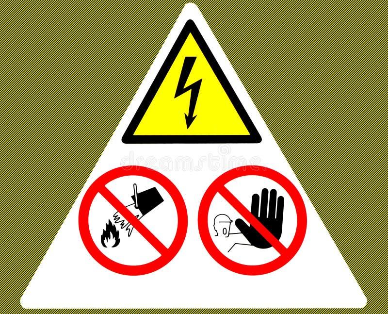 Предупреждающие знаки дома картинки