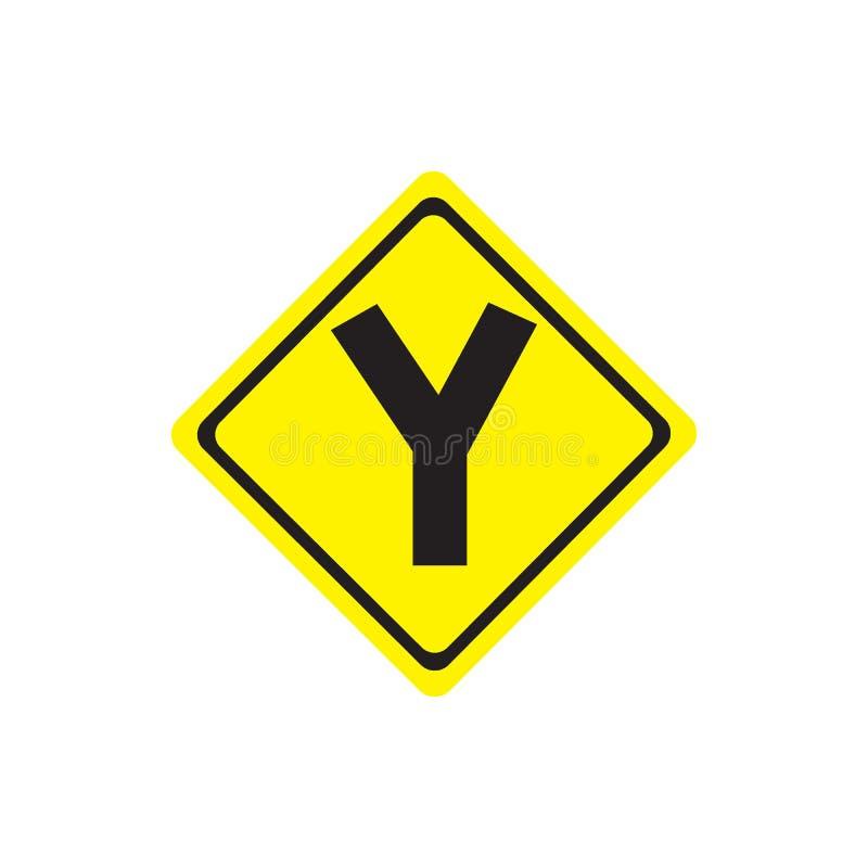 предупреждение движения дорожного знака неровное иллюстрация штока
