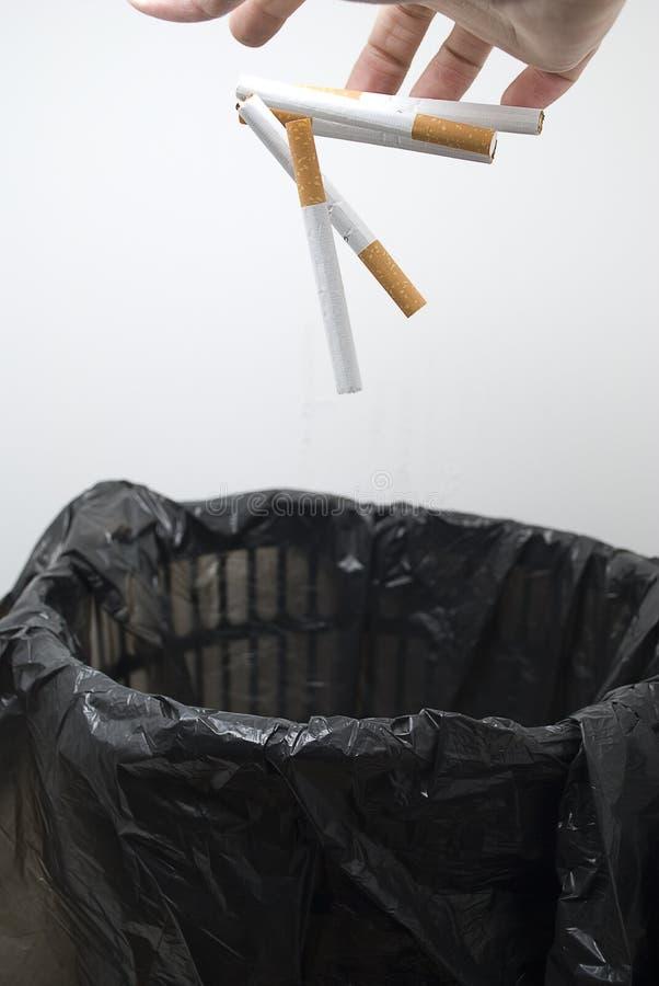 прекращенный курить стоковые изображения