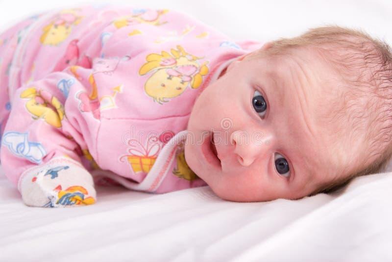 прелестный младенец стоковая фотография rf
