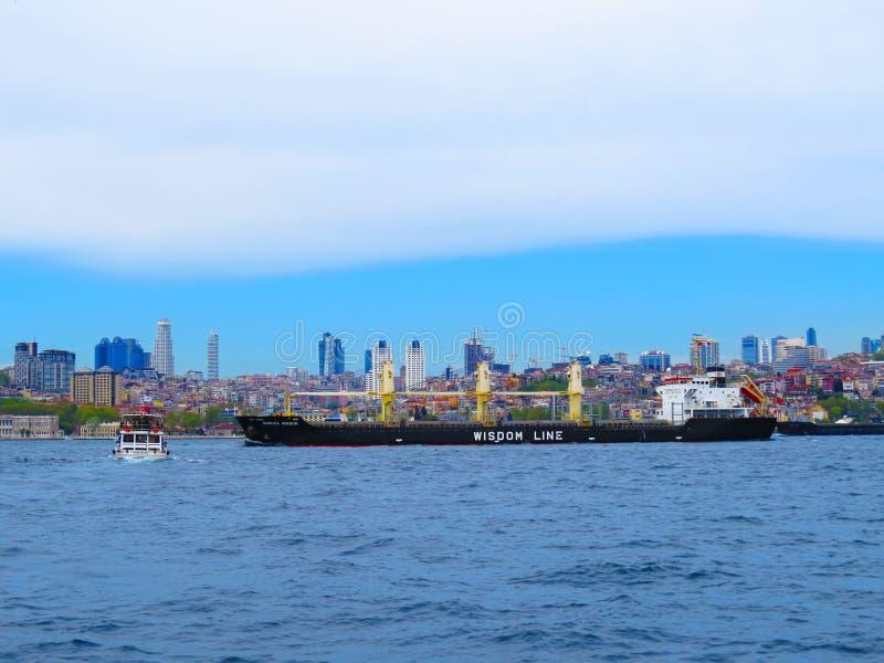Премудрость Babuza корабля стоковые фотографии rf