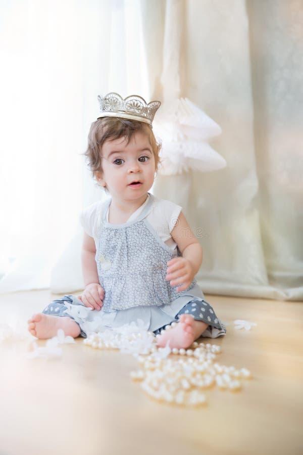 прелестный младенец стоковые фото