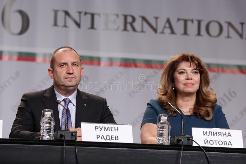 Преджелудок Radev и Iliana Iotova стоковые изображения rf