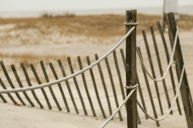 Предохранение от пляжа стоковое фото rf