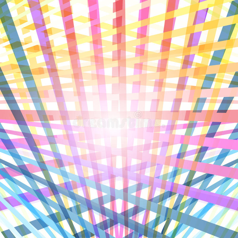 Предпосылка абстрактного вектора современная бесплатная иллюстрация