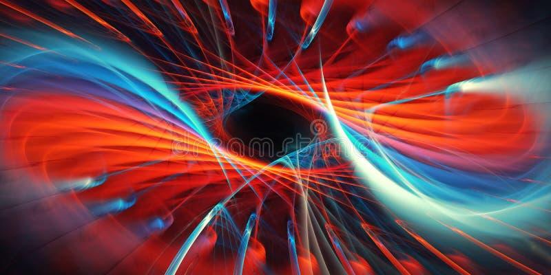 предпосылка абстрактного искусства иллюстрация вектора