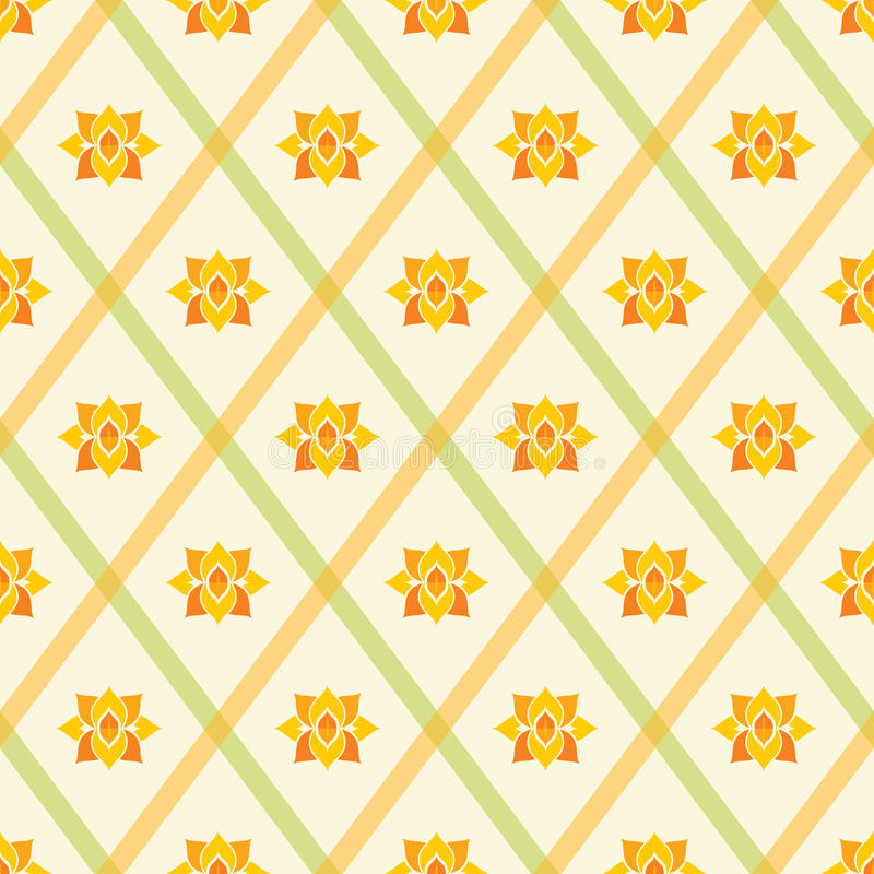 Предпосылка абстрактной картины обоев сбора винограда геометрической безшовная иллюстрация штока