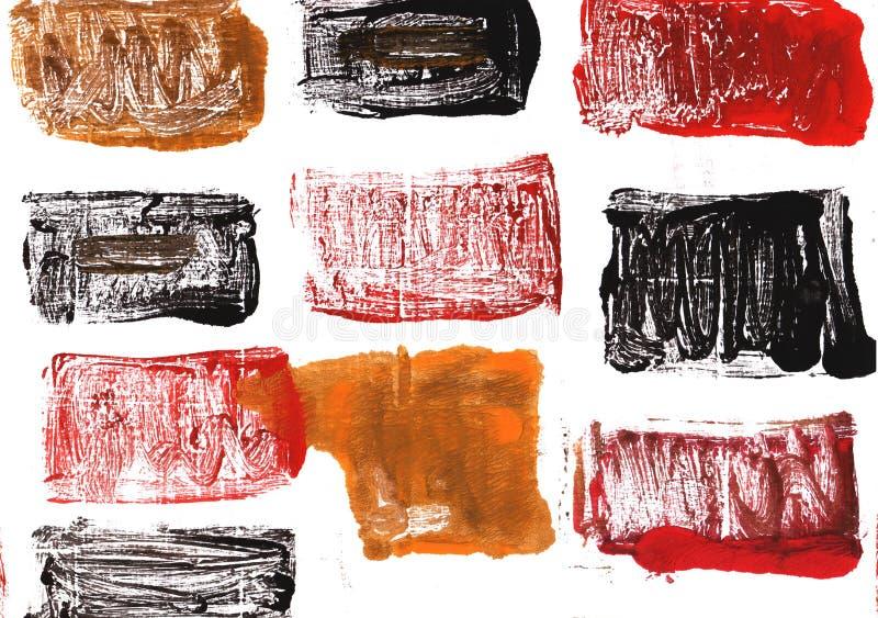 Предпосылка акварели солодки абстрактная бесплатная иллюстрация