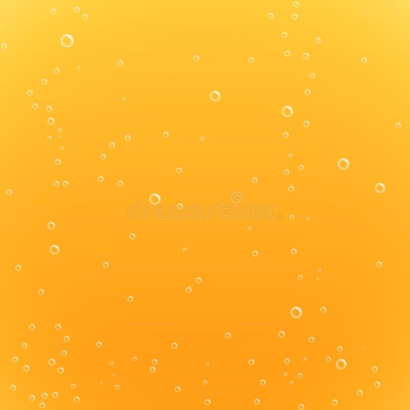 Предпосылка апельсинового сока стоковое фото