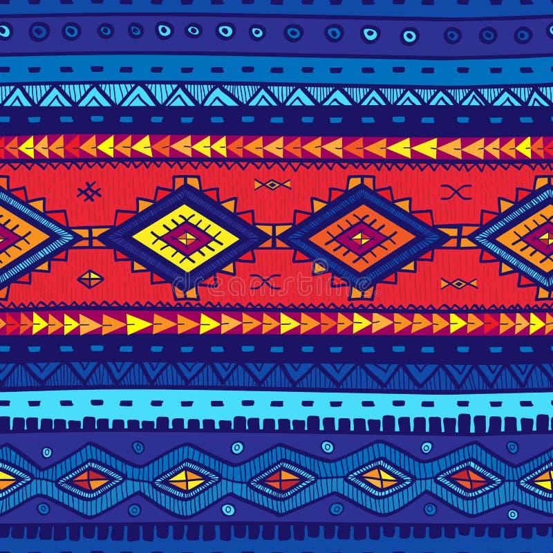 Предпосылка безшовного вектора племенная background card congratulation invitation бесплатная иллюстрация