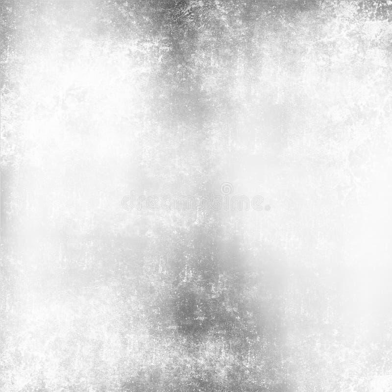 Предпосылка белизны Grunge иллюстрация штока