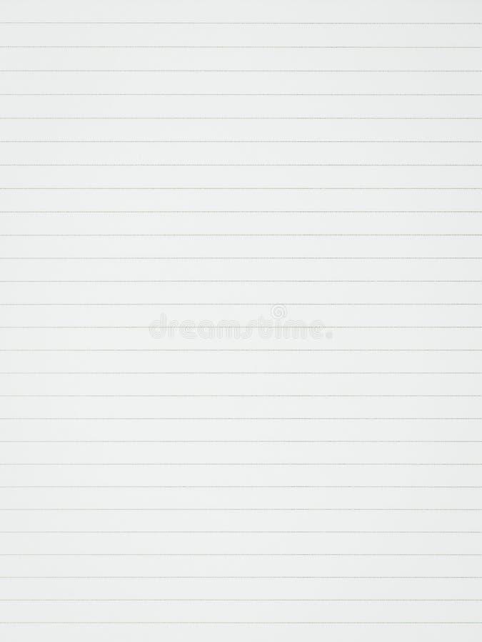 Предпосылка белой бумаги стоковая фотография rf