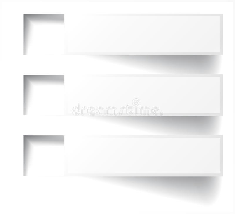 Предпосылка вектора абстрактная. Знамя Infographics стоковое изображение rf
