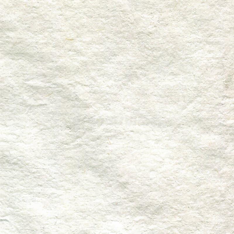 Предпосылка вектора белой бумаги иллюстрация вектора