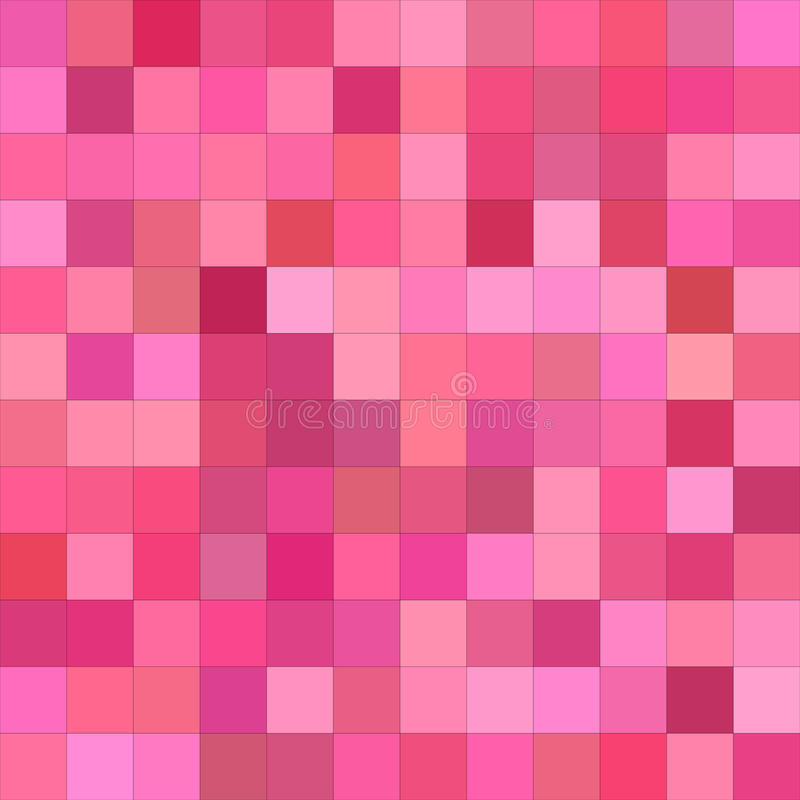 Предпосылка вектора мозаики пастельного цвета квадратная бесплатная иллюстрация