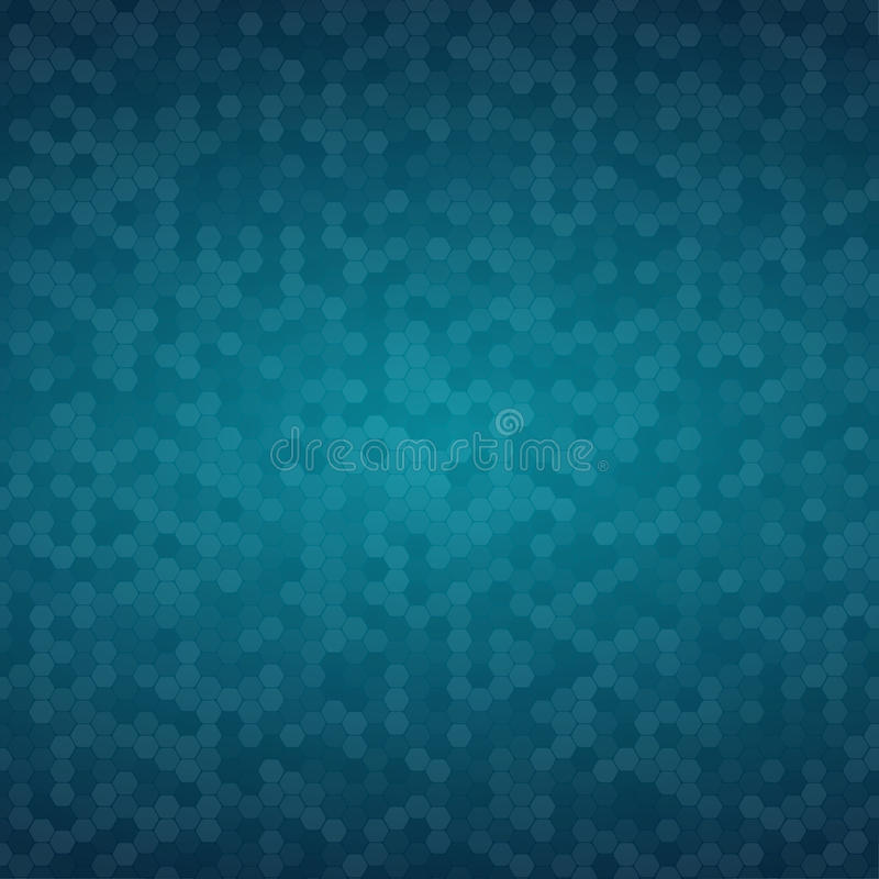 Предпосылка вектора сота плитки мозаики иллюстрация штока