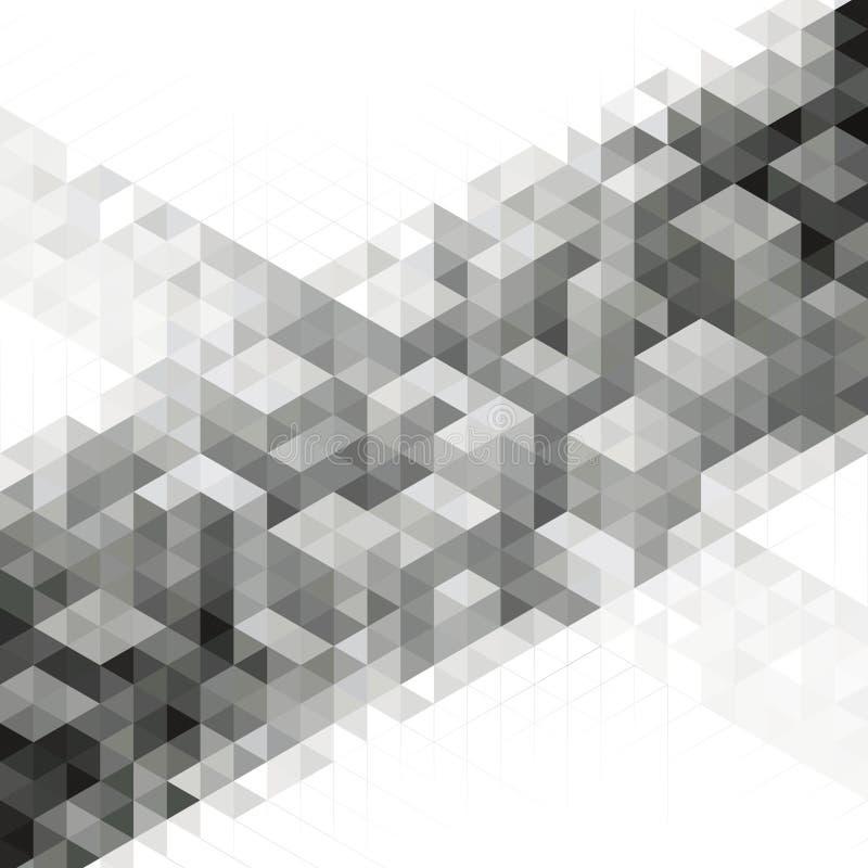 предпосылка геометрическая иллюстрация штока