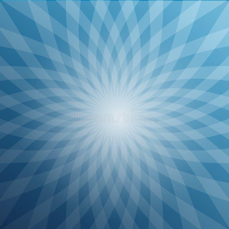 Предпосылка голубой звезды форменная бесплатная иллюстрация