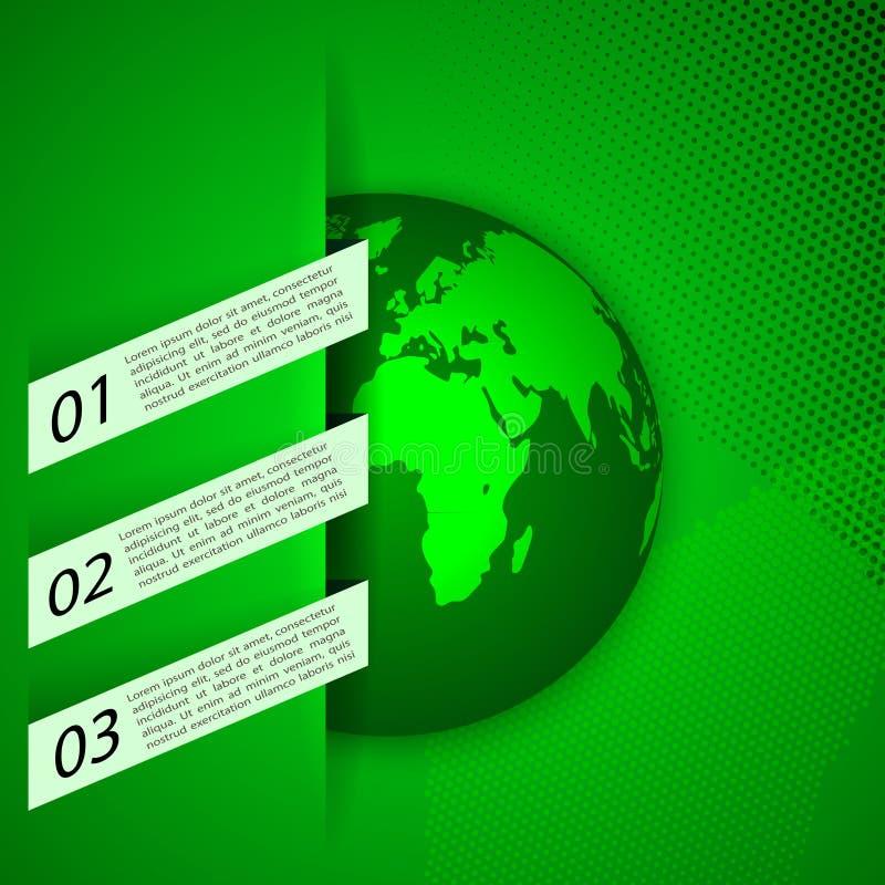 Download Предпосылка глобального потепления абстрактная Иллюстрация штока - иллюстрации насчитывающей меню, номер: 41662153