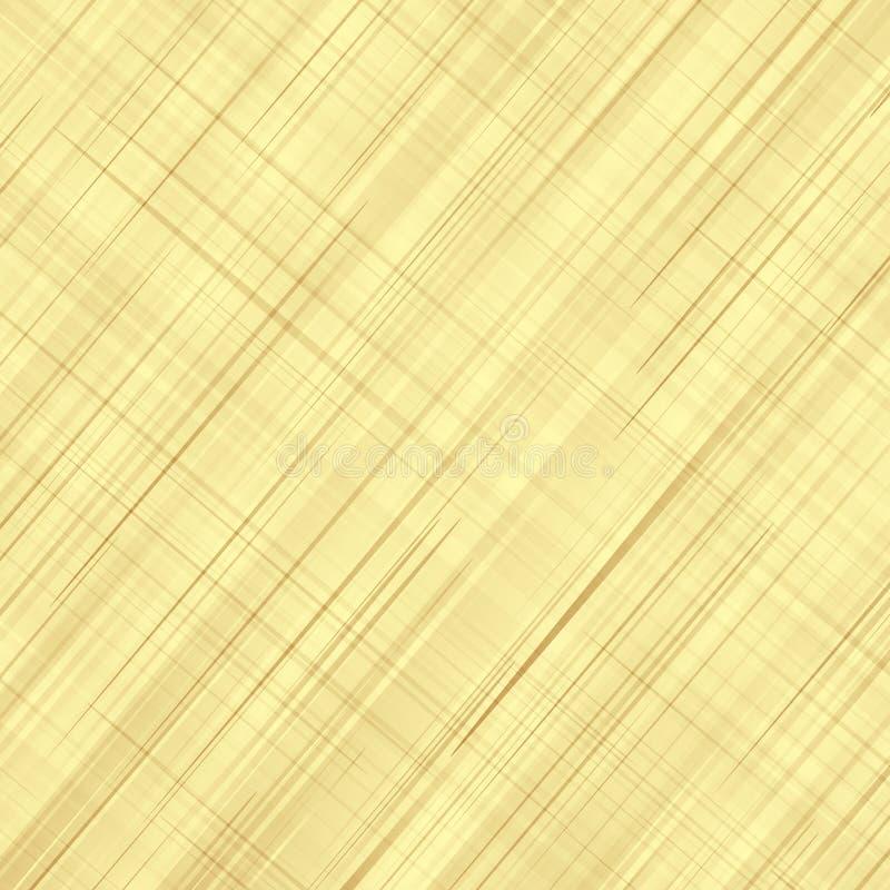 Предпосылка желтого золота вектора абстрактная иллюстрация вектора