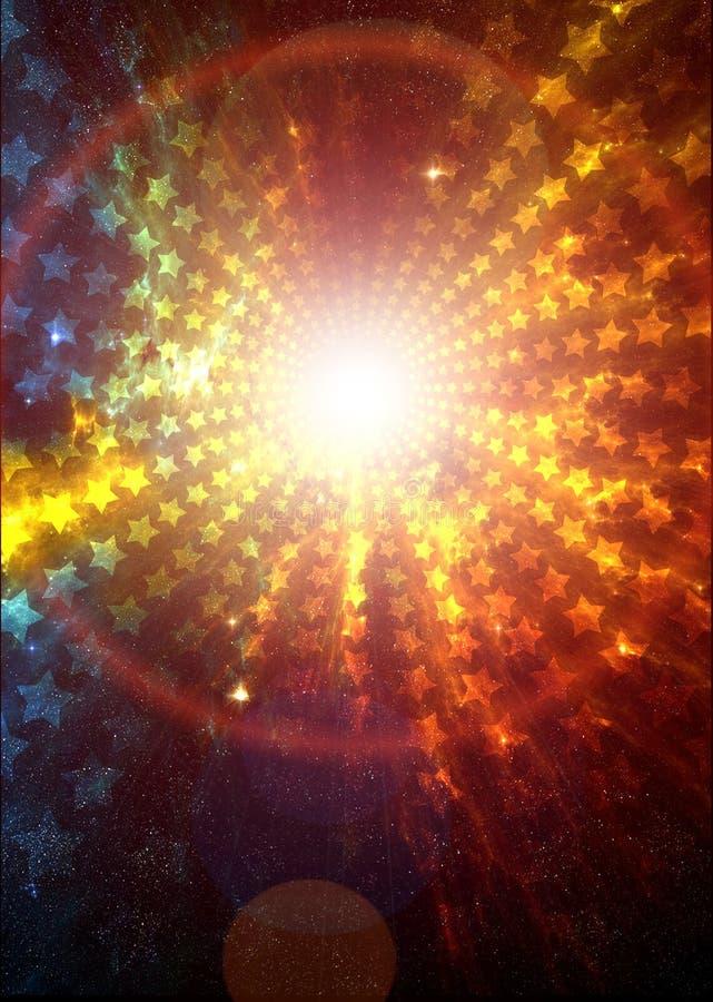 предпосылка звёздная стоковые изображения