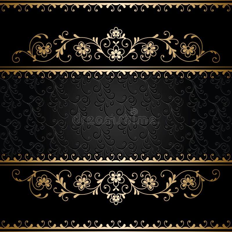 Предпосылка золота бесплатная иллюстрация