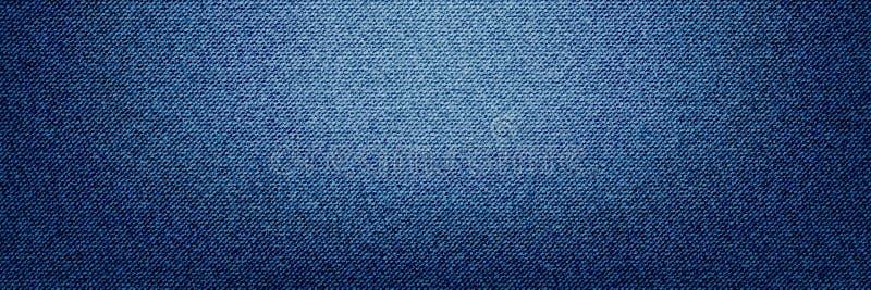 Предпосылка иллюстрации ткани джинсов джинсовой ткани иллюстрация вектора
