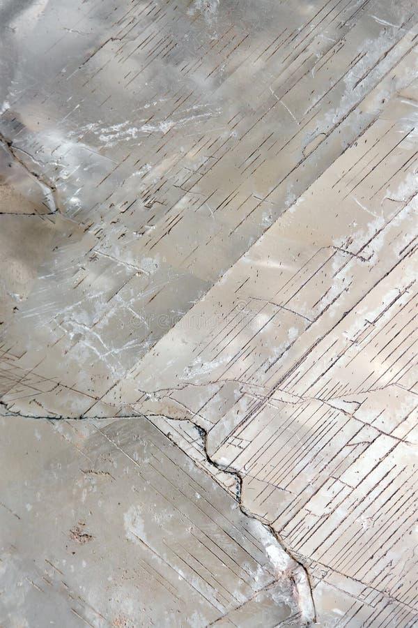 Предпосылка кальцита кристаллическая каменная стоковое фото