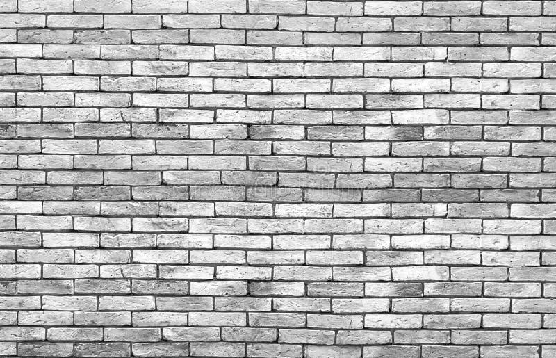 Предпосылка кирпичной стены grunge высокого разрешения низкая ключевая стоковое фото rf