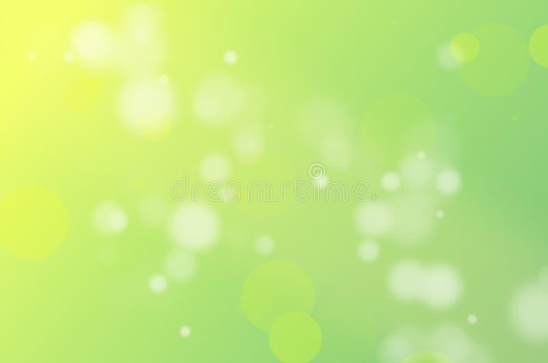 Предпосылка конспекта солнечного света Bokeh стоковая фотография