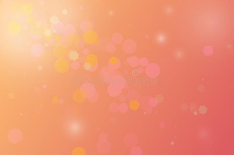 Предпосылка конспекта солнечного света Bokeh стоковые изображения rf
