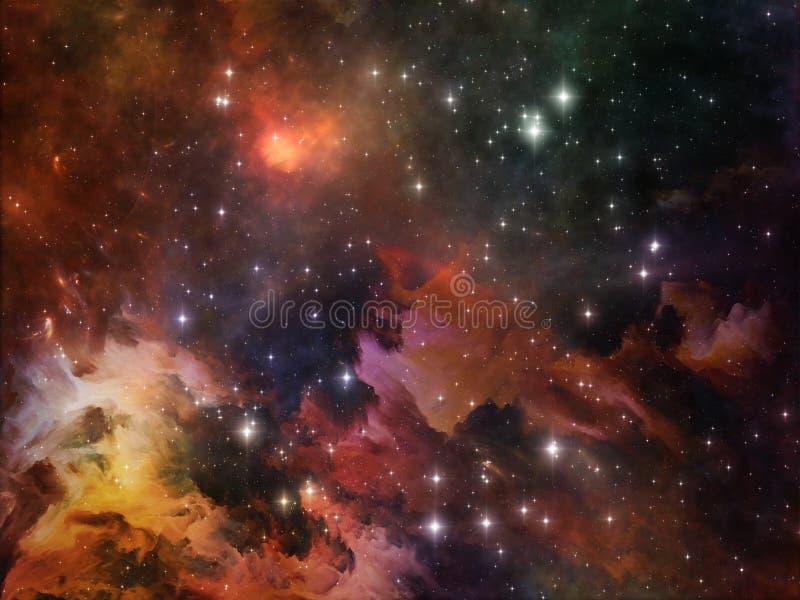 Download Предпосылка космоса иллюстрация штока. иллюстрации насчитывающей сторонника - 40589370
