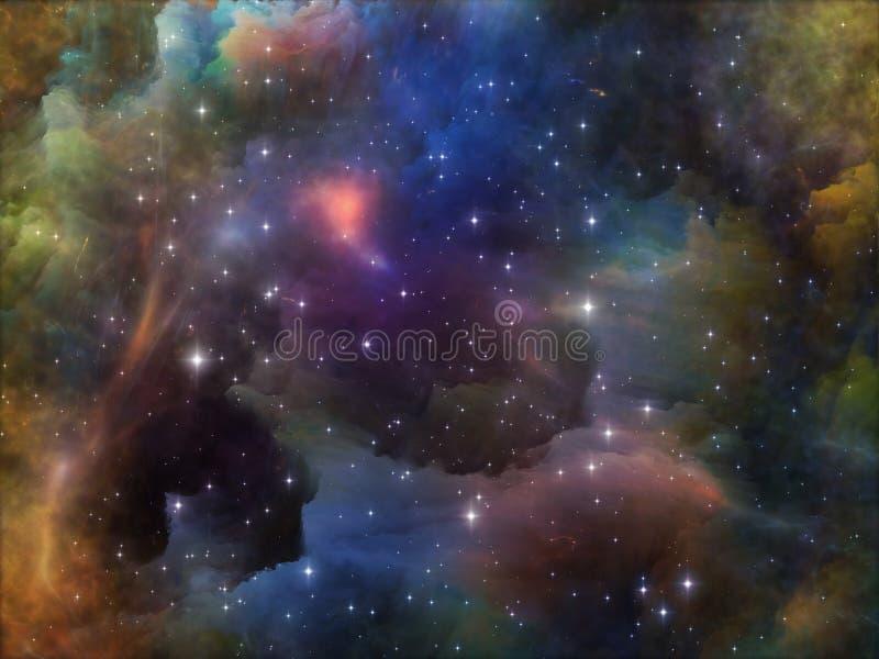 Download Предпосылка космоса иллюстрация штока. иллюстрации насчитывающей детально - 40589378