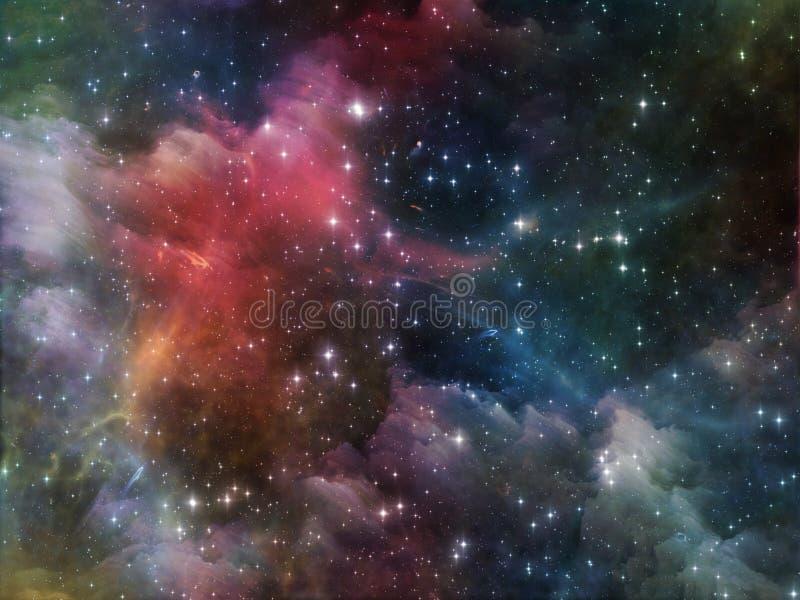Download Предпосылка космоса иллюстрация штока. иллюстрации насчитывающей темно - 40589388