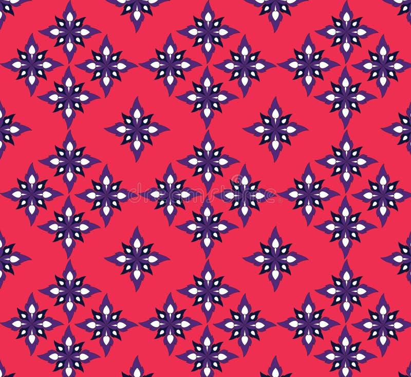 Предпосылка красного цвета делает по образцу текстуру стоковая фотография rf