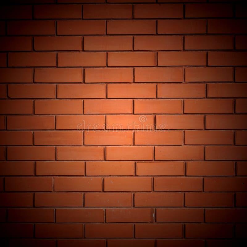 Предпосылка красной кирпичной стены стоковые фото