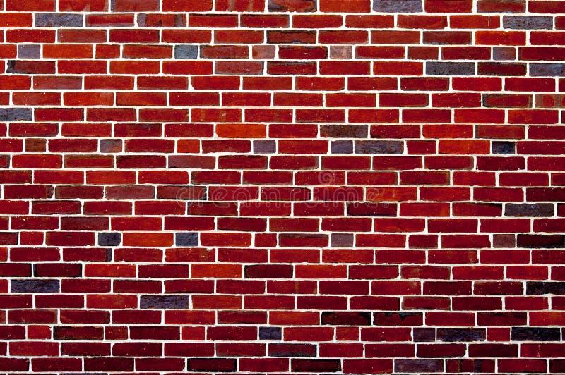 Предпосылка красных обоев фона текстуры картины кирпичной стены стоковое изображение rf