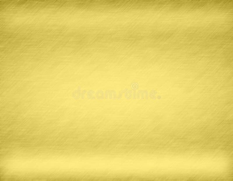 Предпосылка металла золота бесплатная иллюстрация