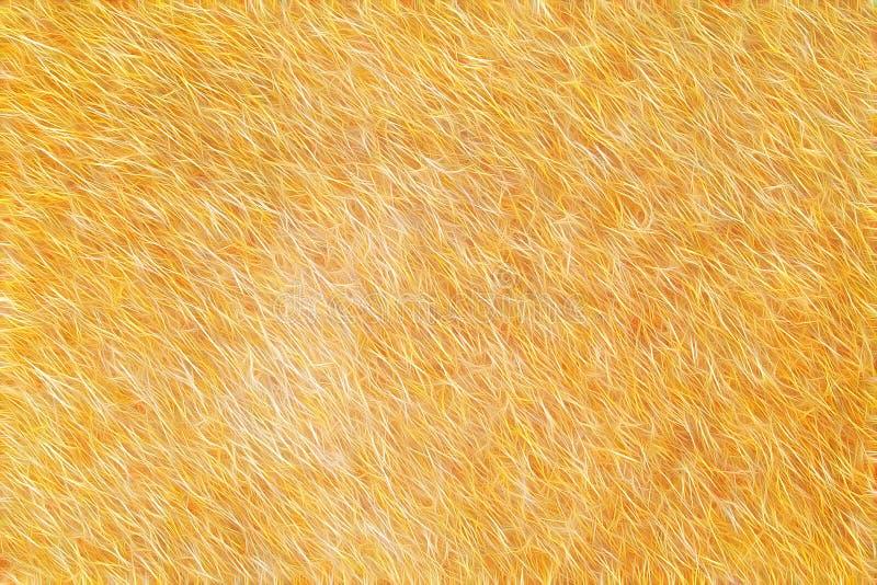 Предпосылка меха абстрактная оно выглядеть как текстура меха иллюстрация штока