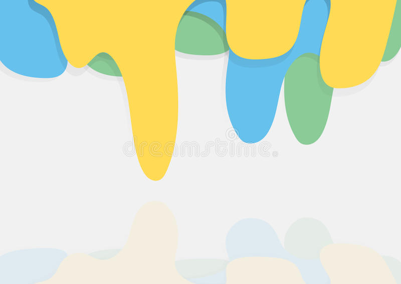 Предпосылка падения цвета стоковое фото rf