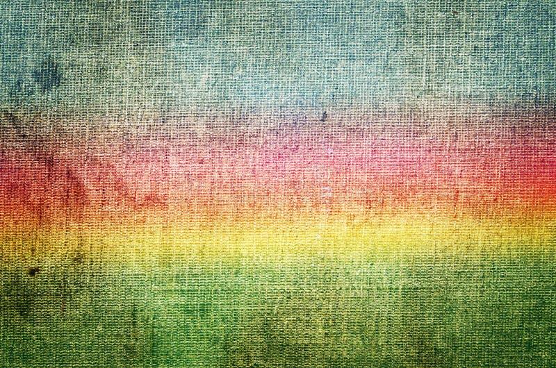 Предпосылка радуги Grunge стоковое изображение