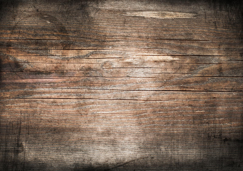 Предпосылка древесины Grunge стоковая фотография rf