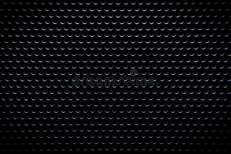 Предпосылка решетки металла стоковая фотография rf