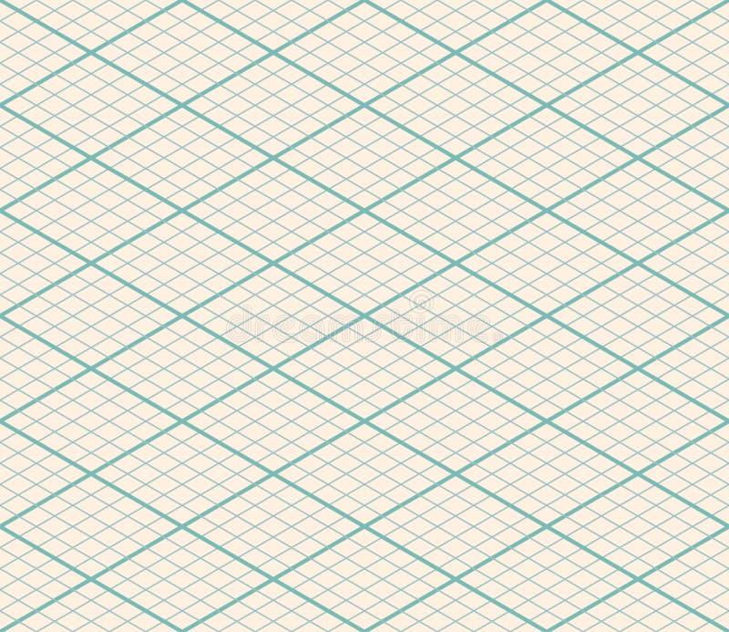 Предпосылка решетки равновеликого вектора безшовная иллюстрация штока