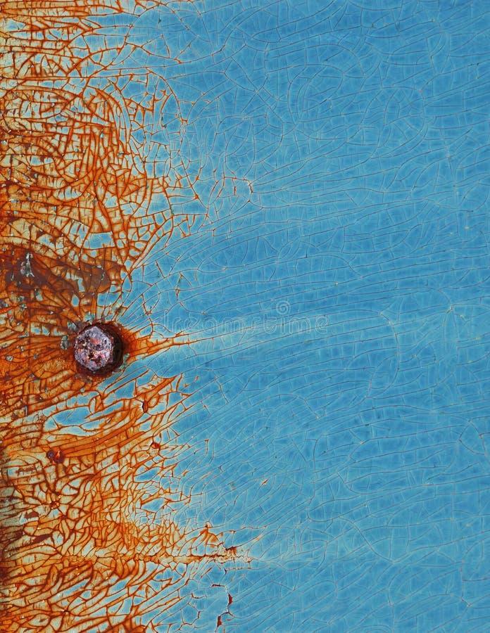 предпосылка ржавая стоковая фотография rf